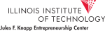 Jules F. Knapp Entrepreneurship Center Logo